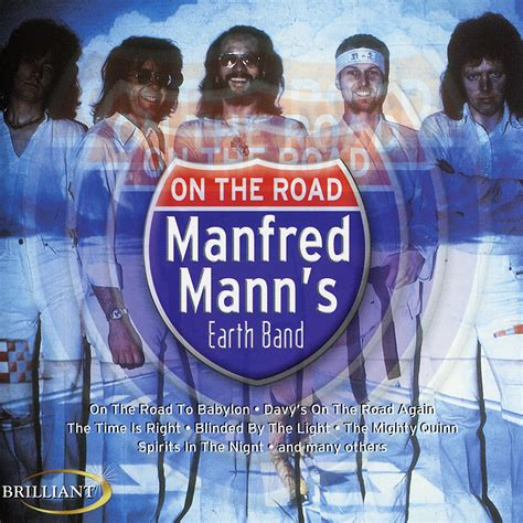 On The by Manfred Mann S Earth Band Fanart Fanart Tv