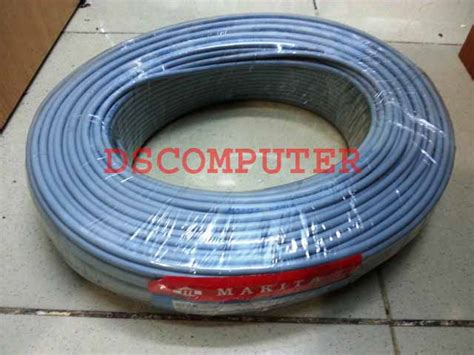 Kabel Telepon makita kabel telepon 2 pair shielded 100m