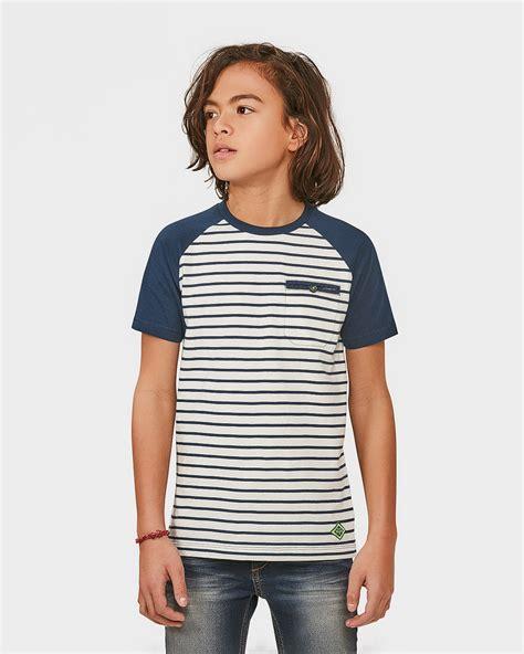 Sleeve Striped T Shirt jongens raglan sleeve striped t shirt 79693189 we fashion