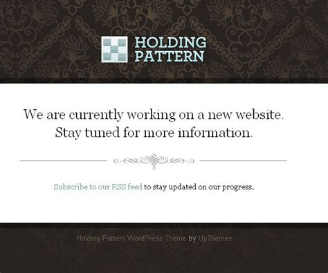 holding pattern phrase meaning 9 template coming soon gratis untuk wordpress pusat gratis