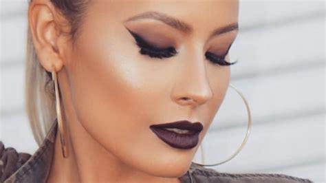 eyeliner tutorial desi perkins vy cat eye makeup look youtube