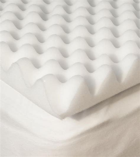 Egg Crate Mattress by Egg Crate Mattress Pad In Mattresses
