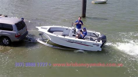 boat trailer catch and release how to safely drive your boat onto your trailer trailer