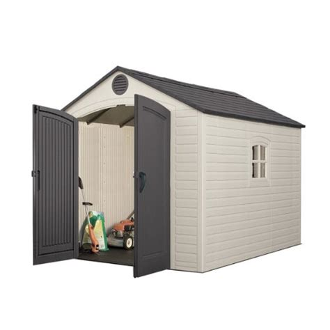 lifetime sheds lifetime 60005 8 by 10 foot outdoor