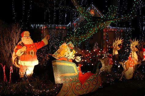 vintage style christmas lights