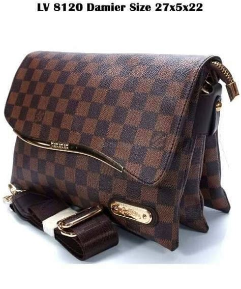 Tas Wanita Import Clutch Jimshoney jual tas selempang wanita lv 3 ruang tas clutch tas