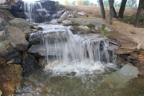 yard ponds and waterfalls us now to start planning
