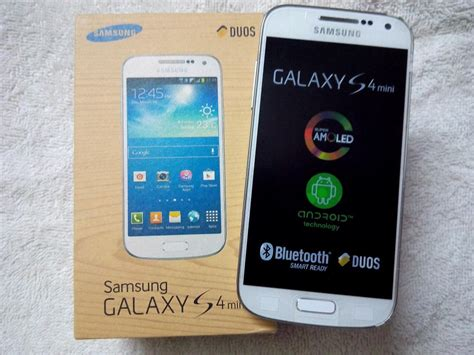 Used Samsung Galaxy S4 Mini Duos I91 End 9 11 2015 7 15 Pm
