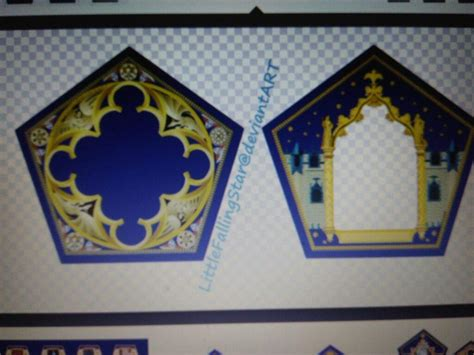 chocolate frog card template how to get your on a chocolate frog card harry potter amino
