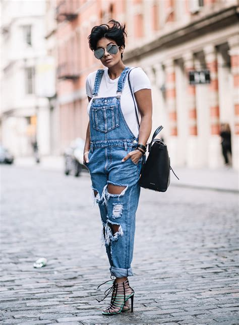 Fashion How To Wear Overalls Overalls Created By Doris Knezevic | six ways to wear overalls as an adult 2017 fashion trends