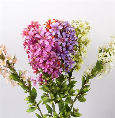 Silk Flower high quality wholesale silk flowers artificial wisteria