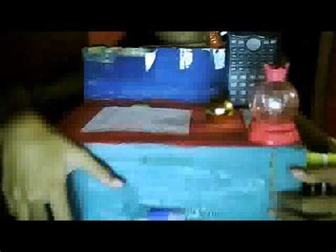 How To Make A Paper Register - my home made register