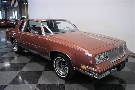 cutlass supreme 1986 oldsmobile cutlass supreme for sale 84098 mcg