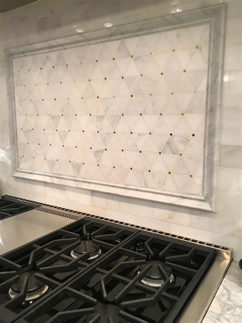 Carrara Marble Kitchen Backsplash Beautiful Homes Of Instagram Home Bunch Interior Design Ideas