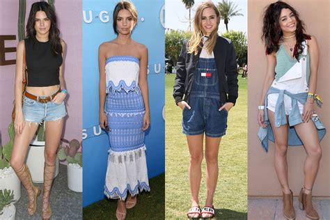 celebrity style coachella 2016 celebrity style see the best dressed at this weekend s festival fashion magazine