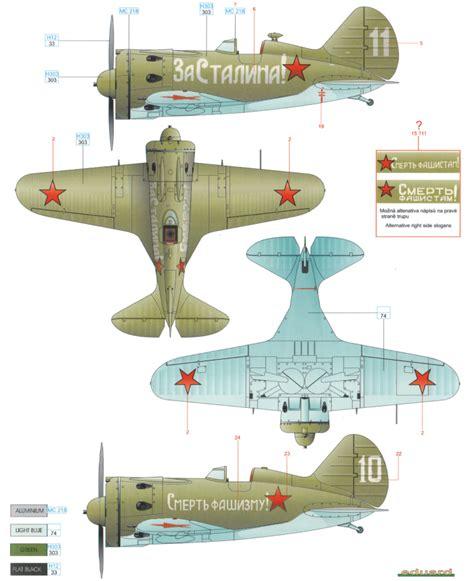 polikarpov i 15 i 16 and 1846039819 polikarpov i 16 type 24 northern fleet 1941 color profile and paint guide