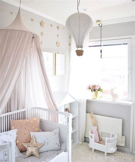 Do It Yourself Nursery Decor 18 Crib Canopies For Your Nursery Design Do It Yourself Today Pinterest Nursery