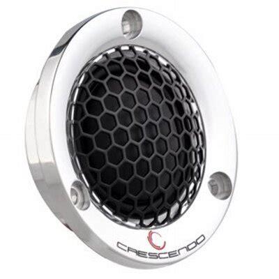 Speaker Twiter crescendo car audio crescendo audio
