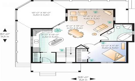 one bedroom cottage floor plans one bedroom house interior one bedroom house floor plans