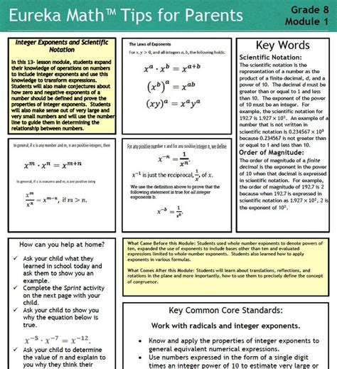 Parent Letter Eureka Math 17 Best Images About Eureka Math On Parent Newsletter Perspective And Student