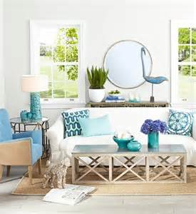 white pink blue living room: blue and white living room design picture home interior source