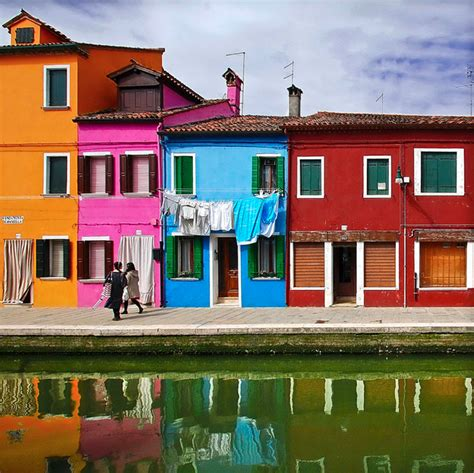 houses in venice italy burano venice italy colourful places spaces 171 plenty