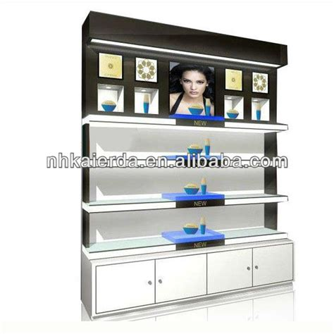 Rak Kosmetik Dinding harga pabrik kosmetik lemari display rak display id