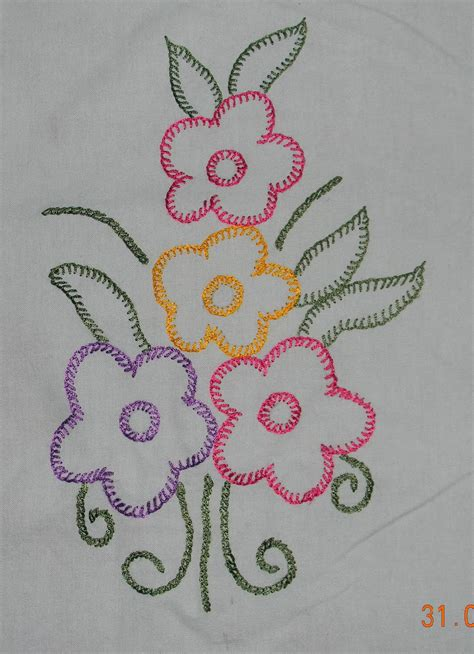 design for embroidery stitches hand embroidery stitches stitch pattern of hand