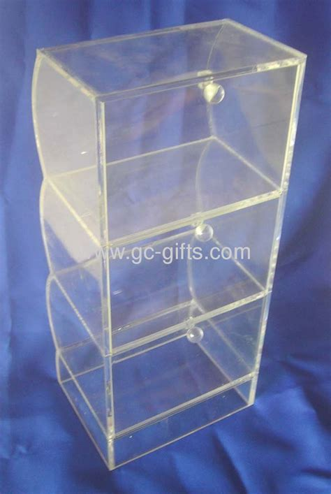 clear acrylic floor l floor clear acrylic drink display stands from china
