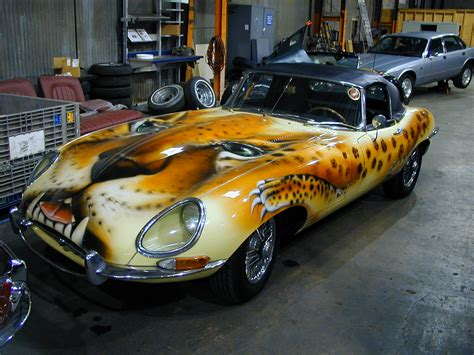 car paint car paint jobs cool jaguar paint job cool cars blog