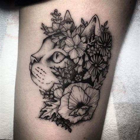 tattoo cat dots super cat set part 5 tattooimages biz