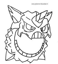 mega coloring pages mega glalie pok 233 mon fan 37759405 fanpop