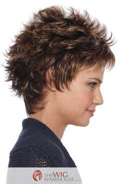 short cuts and curls and spiked shag haircuts for women over 50 short shaggy hairstyles