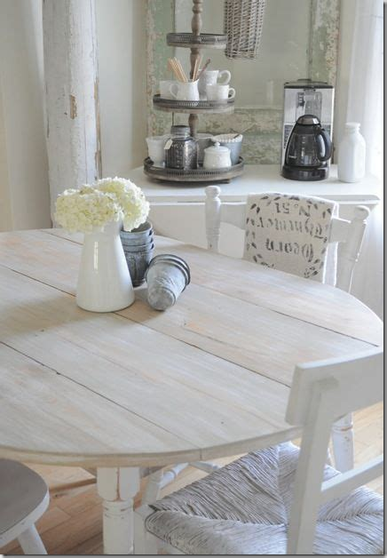 white washed kitchen table 1000 ideas about white wash table on white