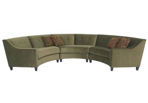 curved sofa sectionals curved sofas urbancabin