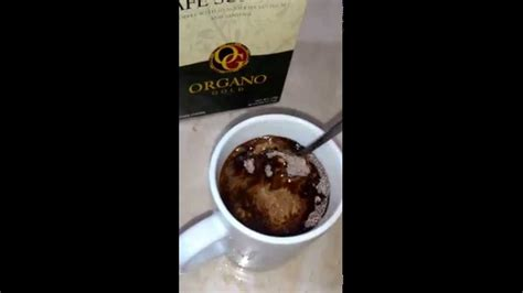Coffe Gandoderma Ginseng organo gold gourmet cafe supreme with ganoderma ginseng