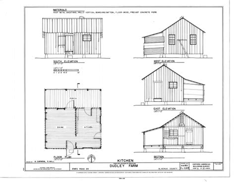 house plans elevation section section elevation plan