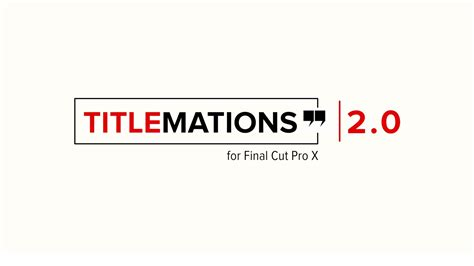 free cut pro x templates fcpx title templates fcpx title templates free cut pro x