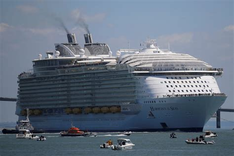Royal Caribbean Harmony Of The Seas | harmony of the seas debut business insider