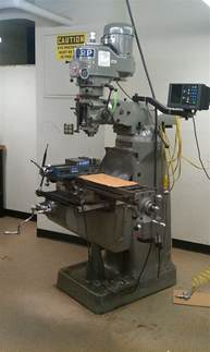 used machine tool milling machining