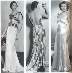 Image from http dress ankletss com evening dress 1930s