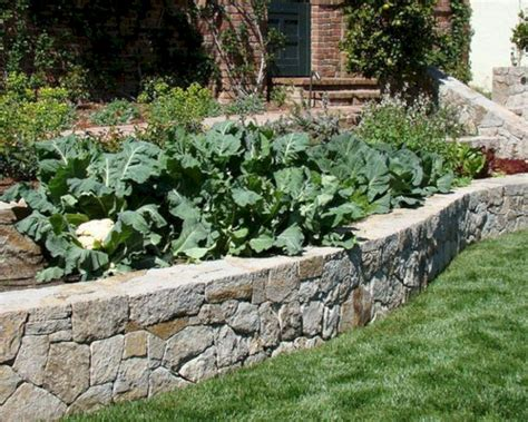 Rocks For Garden Beds 24 Gorgeous Diy Raised Garden Bed Ideas To Build A