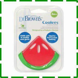 Semangka Baby jual dr brown cooless teether watermelon semangka di