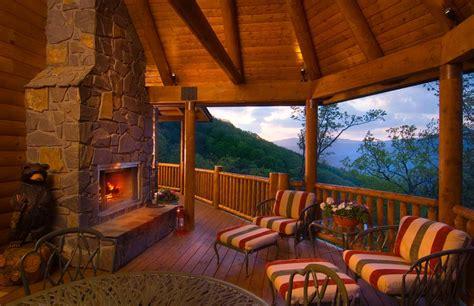 runner up best outdoor space design appalachian log