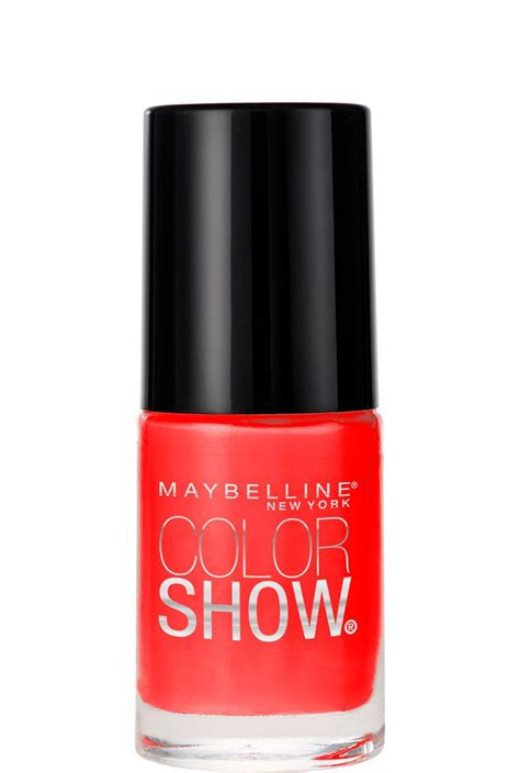 maybelline color show nail color show nail nail lacquer and nail color