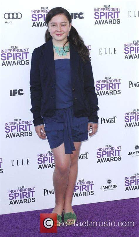 Independent Spirit Awards Miller by Amara Miller 27th Annual Independent Spirit Awards