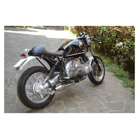 Motorrad Auspuff Slip On by Auspuff Slip On Cafe Racer Chrom Motorrad