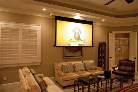 projector in bedroom master bedroom 92 quot draper projector screen yelp