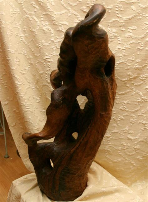 free form sculpture free form wood sculpture for sale at 1stdibs