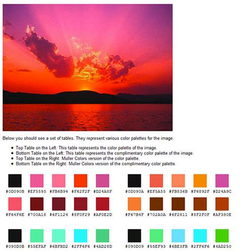 colour palette maker color palette generator ask home design